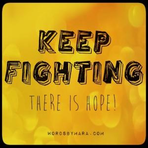 Endo-Awareness-Keep-Fighting
