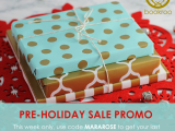 Bookroo Holiday Promo – This WeekOnly