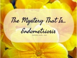 Q & A – Living with Endometriosis