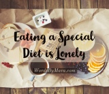 Special Diets are Lonely
