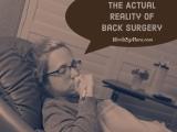 The Back SurgeryMonologues